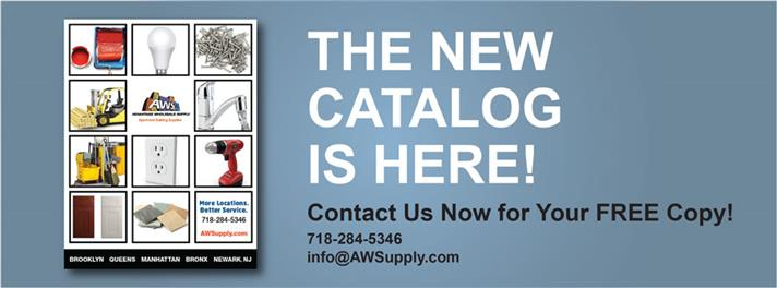 New AWS Catalog